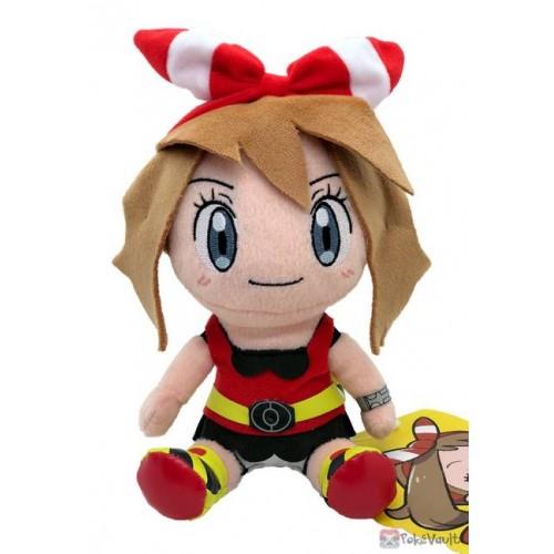 Pokemon Center 2020 May Pokemon Trainers #2 Plush Toy