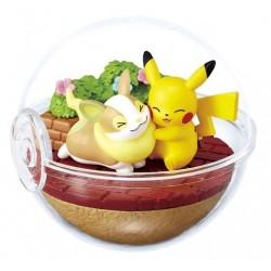 Pokemon 2020 RANDOM Re-Ment Terrarium EX Galar Series #1 Figure