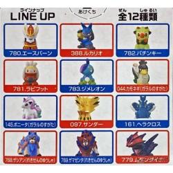 Bandai 2020 Pokemon Kids Galarian Farfetch'd Figure Eternatus Series