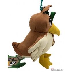 Pokemon Center 2020 Farfetch'd Tale 3 Leek Squad Mascot Plush Keychain
