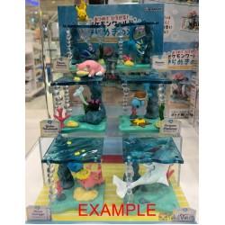 Pokemon 2020 Slowpoke Pyukumuku Re-Ment Sparkling Sea Series #1 Figure