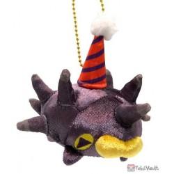 Pokemon Center 2020 Pincurchin Christmas Wonderland Mascot Plush Keychain