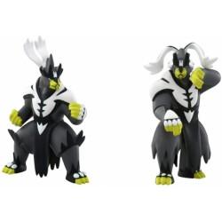 Pokemon 2020 Urshifu Takara Tomy Monster Collection Set Of 2 Figures
