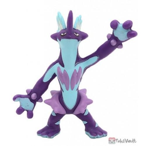 "Pokemon 2020 Toxtricity Low Key Form Takara Tomy 2"" Moncolle Box #3 Figure"