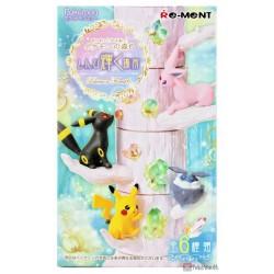 Pokemon 2020 Diancie Re-Ment Pokemon Forest Vol. 6 Figure #1