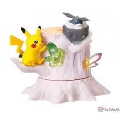 Pokemon 2020 Pikachu Carbink Re-Ment Pokemon Forest Vol. 6 Figure #2