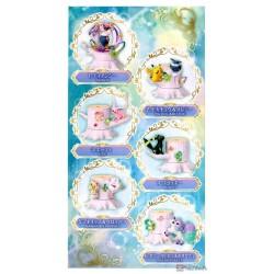 Pokemon 2020 Re-Ment Pokemon Forest Vol. 6 Complete Set Of 6 Figures