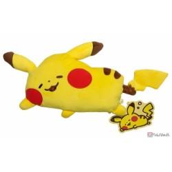 Pokemon 2020 Pikachu Yurutto #3 Blanket In Plush Cushion