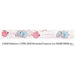 Pokemon 2020 Alolan Ninetales Love Its Demo Sweet Dream Washi Masking Tape #1