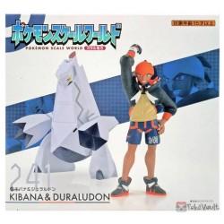 Pokemon 2020 Bandai Nessa Drednaw Pokemon Scale World Galar Figure