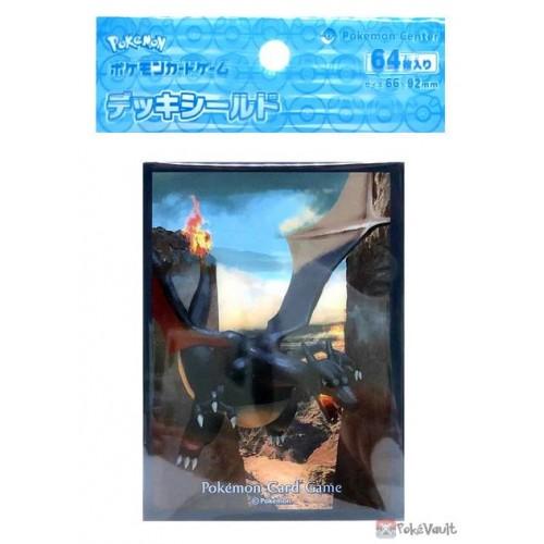 Pokemon Center 2020 Shiny Charizard Set Of 64 Deck Sleeves
