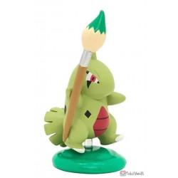 Pokemon 2020 Larvitar Kitan Club Palette Green Collection Figure