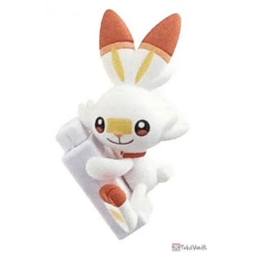 Pokemon Center 2021 Scorbunny iPhone Gyutto Hug #3 Cable Cover