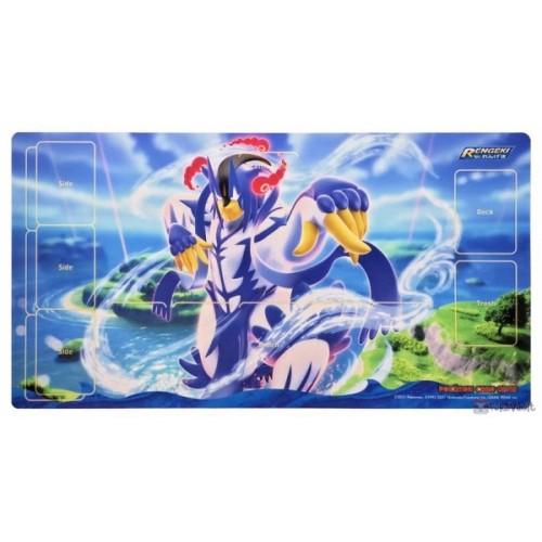 Pokemon Center 2021 Urshifu Rapid Strike Master Premium Half Rubber Playmat
