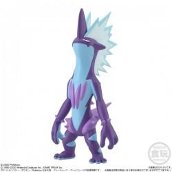 Pokemon 2021 Toxtricity Low Key Form Bandai Pokemon Scale World Galar Region Figure