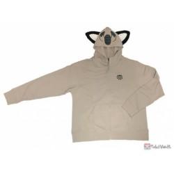 Pokemon Center 2021 Galarian Meowth Day Hooded Sweatshirt (Free Size)