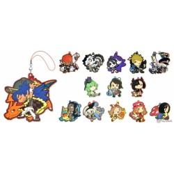 Pokemon Center 2020 Allister Gengar Pokemon Trainers #2 Rubber Strap