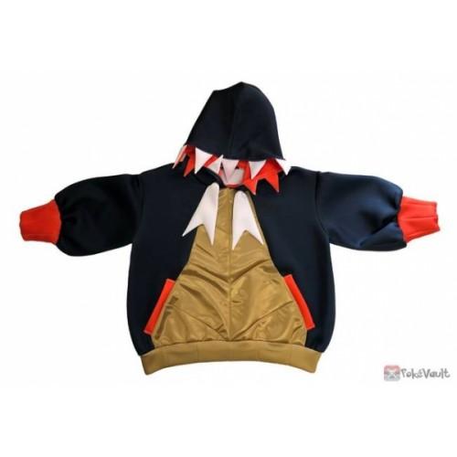 Pokemon Center 2020 Raihan Pokemon Trainers #2 Hooded Jacket (Size Large)