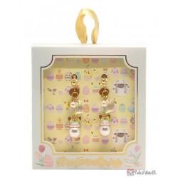 Pokemon Center 2021 Pikachu Easter Set Of 2 Clip On Earrings