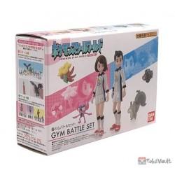 Pokemon 2021 Gym Battle Bandai Pokemon Scale World Galar Region Figure Set