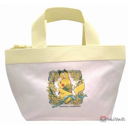 Pokemon Center 2021 Pikachu Mimosa e Pokemon Cooler Tote Bag