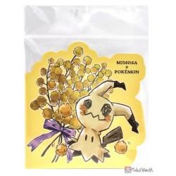 Pokemon Center 2021 Mimikyu Mimosa e Pokemon Die Cut Memo Pad