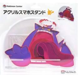 Pokemon Center 2021 Gigantamax Gengar Acrylic Mobile Phone Stand