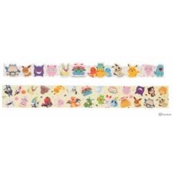 Pokemon Center 2021 Marnie Leon Pika Pika Friends Washi Masking Tape