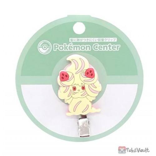 Pokemon Center 2021 Alcremie Hair Clip