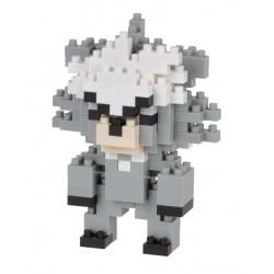 Pokemon 2021 Kubfu Nano Block Figure
