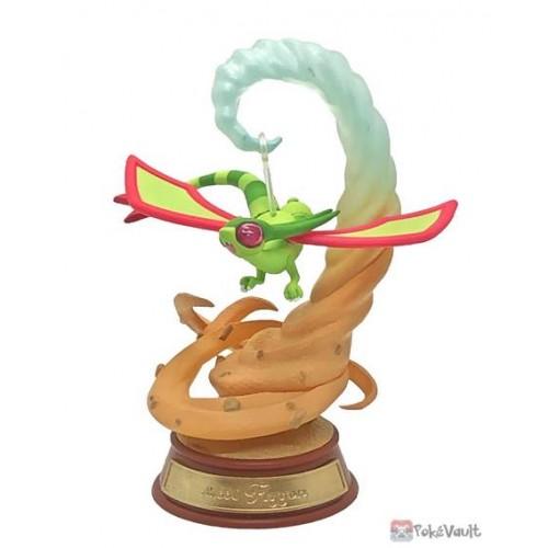 Pokemon 2021 Flygon Re-Ment Swing Vignette Figure #4