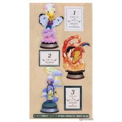 Pokemon 2021 Re-Ment Swing Vignette Complete Set Of 6 Figures