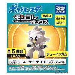 "Pokemon 2021 Gardevoir Takara Tomy 2"" Moncolle Box #4 Figure"