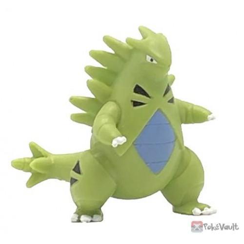 """Pokemon 2021 Tyranitar Takara Tomy 2"""" Moncolle Box #4 Figure"""