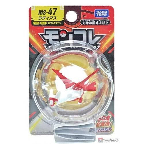 Pokemon 2021 Latias Takara Tomy Monster Collection Figure MS-47