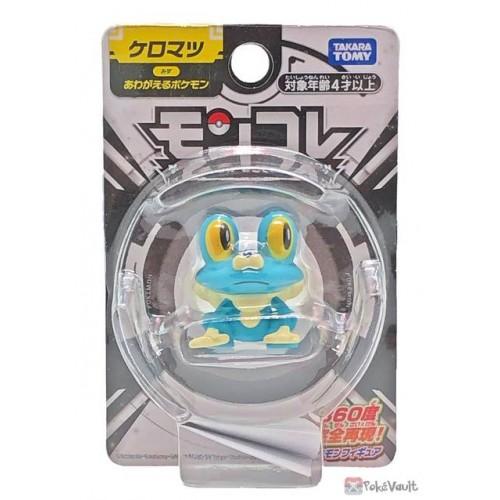 Pokemon 2021 Froakie Takara Tomy Monster Collection Figure