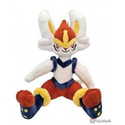 Pokemon 2021 Cinderace San-Ei All Star Collection Plush Toy