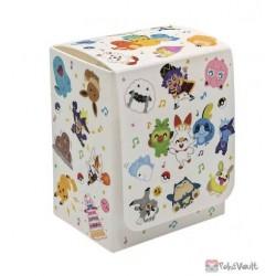Pokemon Center 2021 Pika Pika Friends Card Deck Box Holder