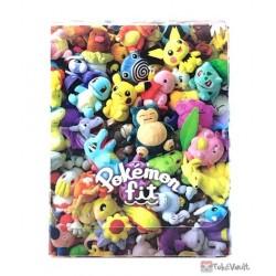 Pokemon Center 2021 Pokemon Fit Card Deck Box Holder