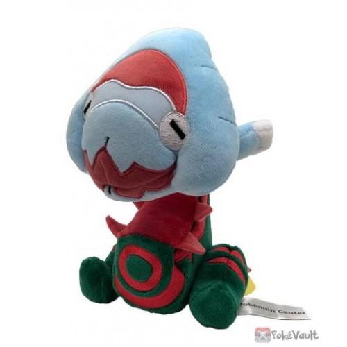 Pokemon Center 2021 Dracovish Pokedoll Series Plush Toy