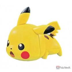 Pokemon 2021 Pikachu Bandai Capchara Vol. 13 Figure #4 Shocked