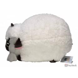 Pokemon 2021 Wooloo San-Ei All Star Collection Large Size Plush Toy Cushion