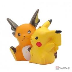 Bandai 2021 Pokemon Kids Pikachu Raichu Pika Pika Large Collection Series Figure #9