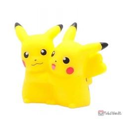 Bandai 2021 Pokemon Kids Pikachu Pika Pika Large Collection Series Figure #10