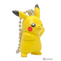 Pokemon Center 2021 Pikachu Swing Collection #2 Mascot Keychain