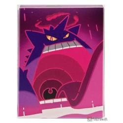 Pokemon Center 2021 Gigantamax Gengar Card Deck Storage Box