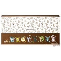 Pokemon Center 2021 Eevee Collection Premium Half Rubber Playmat
