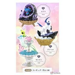 Pokemon 2021 RANDOM Re-Ment Gemstone Collection Series #1 Figure