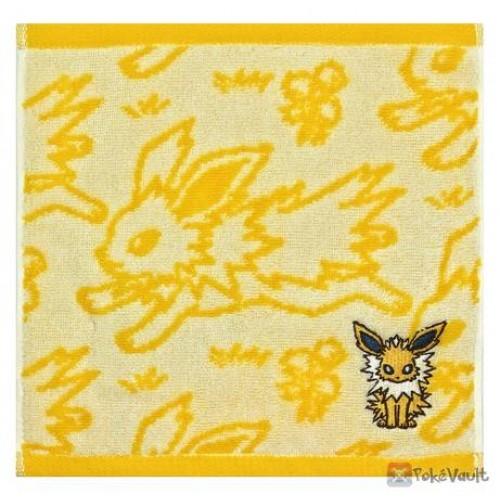 Pokemon Center 2021 Jolteon Eevee Collection Mini Hand Towel