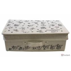 Pokemon Center 2021 Eevee Collection Multi Use Box (Small)